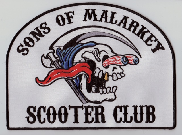Sons of Malarkey Scooter Club